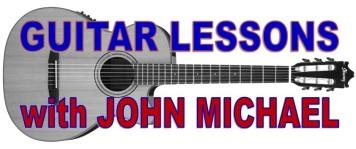 Guitar with John Michael