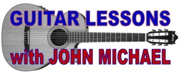Guitar with John Michael