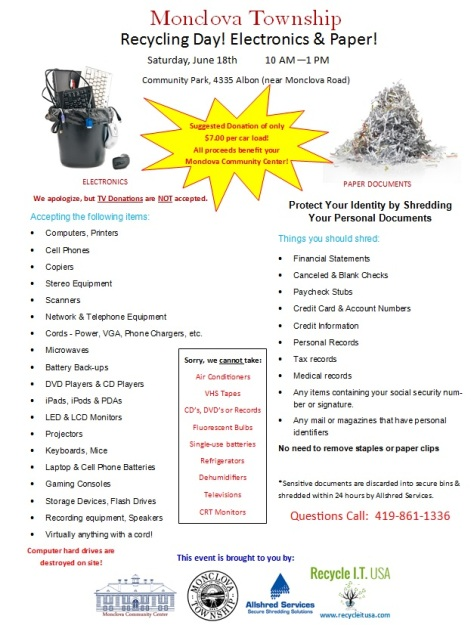 2016 FB Flyer E-cycle