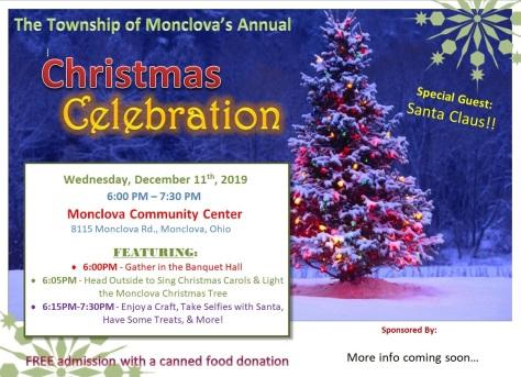 2019 Christmas Flyer